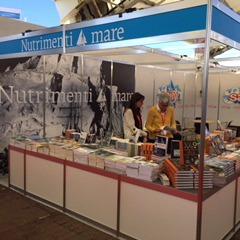 Stand Nutrimenti al Salone Nautico di Genova