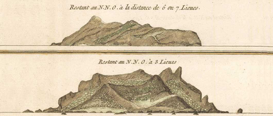 La Bounty a Pitcairn